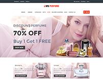 WS Perfume WooCommerce WordPress Theme