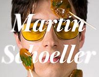 Martin Schoeller Poster