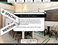 La Cambusa - Personal Project