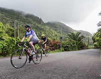 Cyclist Magazine, The Seychelles 2016
