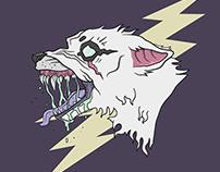 Husky Demon