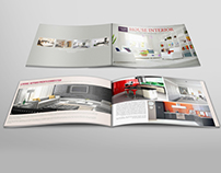 Free Interior Brochure Template