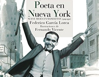 "Illustrated ""Poeta en Nueva York"" Federico García Lorca"