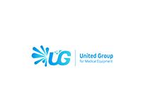 United Group for Medical Equipment l Branding