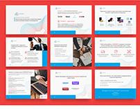 Presentation and price list design