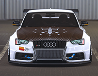 Audi RS5 Widebody