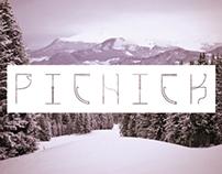 Picnick typeface