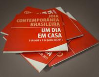Joia Contemporânea Brasileira: Um Dia em Casa