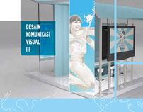 Ultra Milk - Exhibition Booth