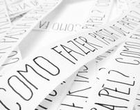 Como fazer pasta de papel? Relatório & Contas