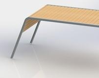 """""""Projecto de uma mesa"""""""