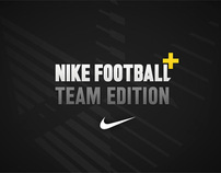 Nike Football+ Team Edition