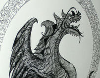 The Dragon in Ink