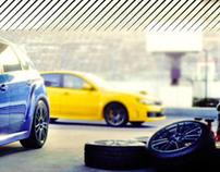 Subaru Impreza 2009 Advertising
