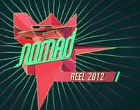 Nomad Demo Reel 2012