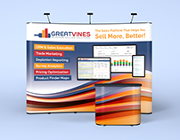 Trade Show Booth Design for Great Vines