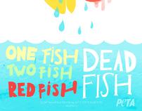 Peta Fish Campaign