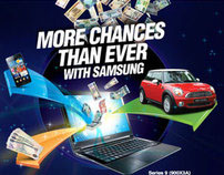 Samsung Laptop Gitex Promotion