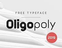 Oligopoly - Free Font