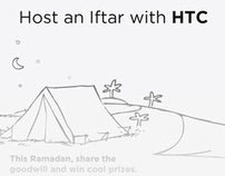 Host an Iftar with HTC