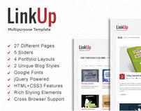 LinkUp Multipurpose HTML Template