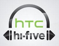 HTC HI-FIVE FOR HTC SENSATION XL