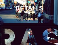 Défi vidéo: Mon Avenue en 60 secondes: Les Terrasses