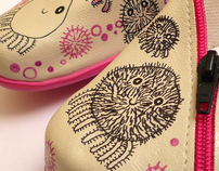 Illustrated Shoes