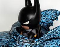 Batmobile Redux - Colab x Stu Witter