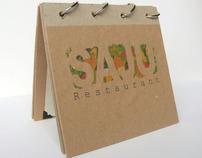 Restaurant Identity, Saju