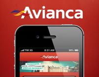 Avianca iPhone App