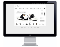 paradopary - Branding / Web