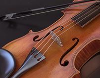 3D Classical Instruments