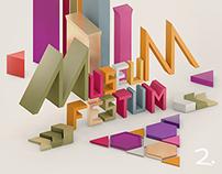 MUSEUM FESTUM III - Branding