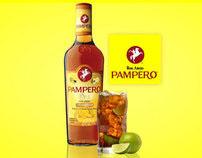 Animation Pampero Oro / Rum  Caracas Venezuela