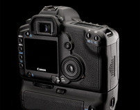 My lovely Canon 5D