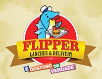 Artes Digitais - Flipper Lanches