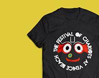 T-Shirt Design: Festival of the Chariots LA