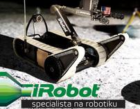iRobot campaign design - 2010 - 2012