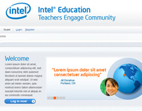 Intel Education | Teachers Engage Community