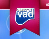 """WEB SITE """"GRUPPO VAD"""" - Forniture alberghiere"""