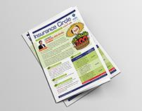 Insurance Circle : Bi-fold Brochure
