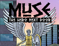 """Muse"" graphic novel excerpt"