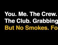 No Smokes Campaign