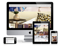 Web Design & Development - Interior Design Studio