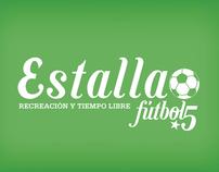 Identidad - Estalla Fútbol 5