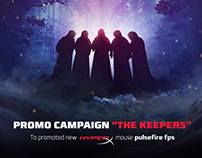 HyperX - The keepers campaign