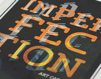 Imperfection Art Catalog