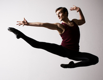 American Ballet Theatre dancer Sean Stewart