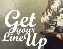 Get your Line Up